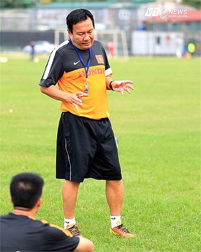 Chia điểm trước Semen Padang FC là một kết quả không tồi nhưng HLV Hoàng Văn Phúc của U23 Việt Nam vẫn có lý do để không hài lòng với các học trò.