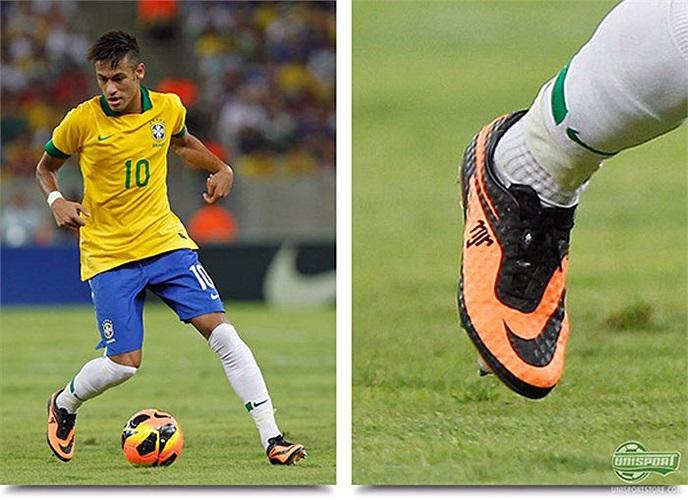 Hiện nay Neymar, Rooney, Ibrahimovic và rất nhiều siêu sao tấn công đẳng cấp khác đang sử dụng mẫu giày này