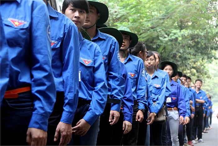 Xúc động khi được tham gia tình nguyện phục vụ lễ tang Đại tướng Võ Nguyên Giáp