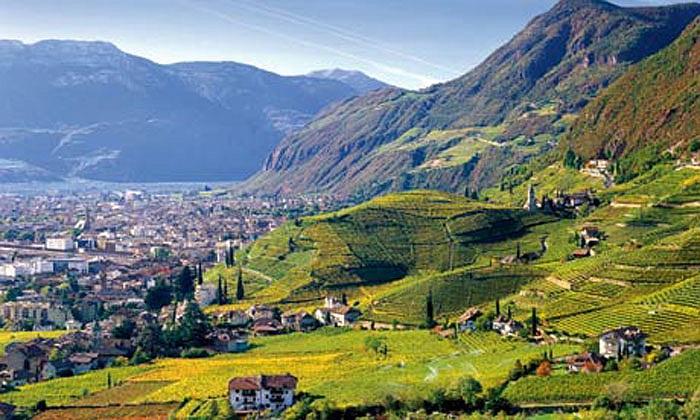 South Tyrol là một thành phố nằm ở phía bắc Italia