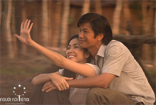 Cánh gia đình hạnh phúc, với người vợ đẹp do Tăng Thanh Hà thủ vai càng làm cho bức tranh cuộc đời ông Võ đối lập hơn giữa trước và sau khi người vợ bỏ đi theo trai.