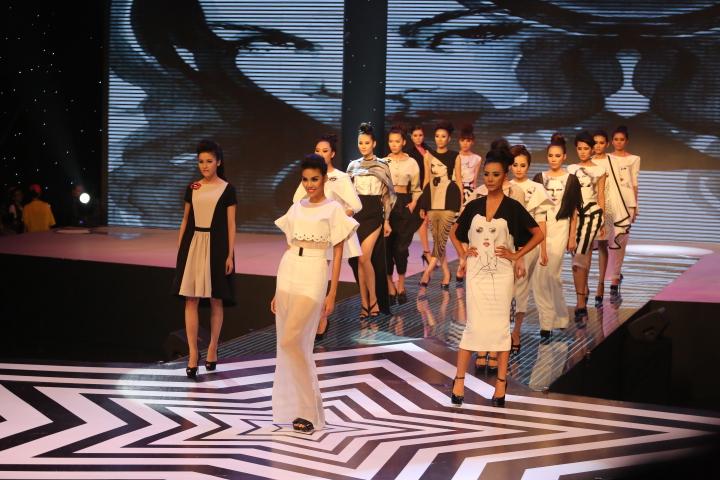 Siêu mẫu Việt Nam 2013