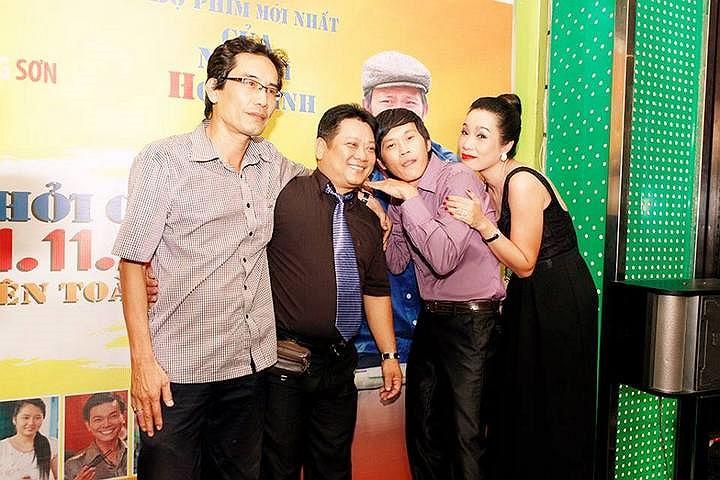 Trong phim còn có sự xuất hiện của người đẹp Trịnh Kim Chi, Thuý Diễm, danh hài Minh Nhí...