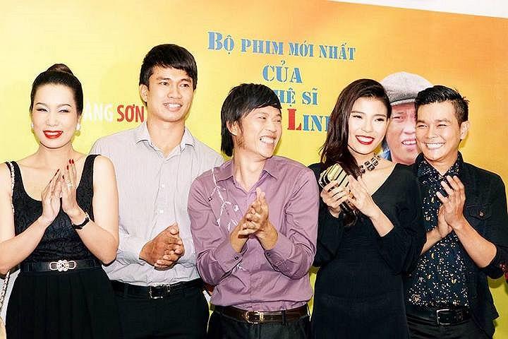 'Tour' diễn của Hoài Linh sẽ diễn ra vào ngày 01/11/2013