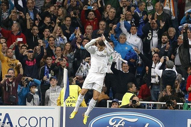 Một sự khởi đầu không thể tuyệt vời hơn của Ronaldo và Real.