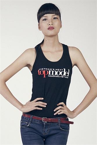 """Trong vòng phỏng vấn của buổi casting Vietnam's Next Top Model 2013, cô sinh viên có cái tên khá lạ Chà Mi đã để lại những cảm xúc đặc biệt cho BGK khi dí dỏm nói tên cô chính là minh họa cho câu nói """"Phong ba bão táp không bằng ngữ pháp Việt Nam'."""