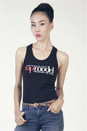 Là thí sinh thứ 2 được vào thẳng nhà chung của Vietnam's Next Top Model do chiến thắng cuộc thi Top Model Online, một cuộc thi nằm trong khuôn khổ Vietnam's Next Top Model 2013.