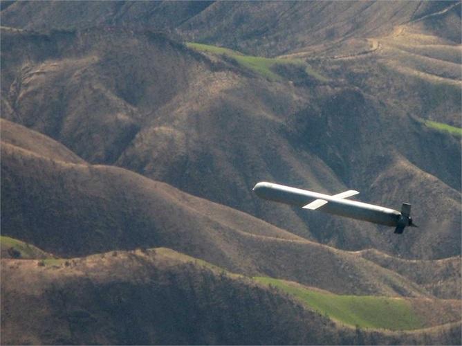 Tomahawk cũng có thể gắn đầu đạn chùm, thích hợp cho việc tấn công các mục tiêu ở khu vực rộng hay phá hủy trang thiết bị của đối phương
