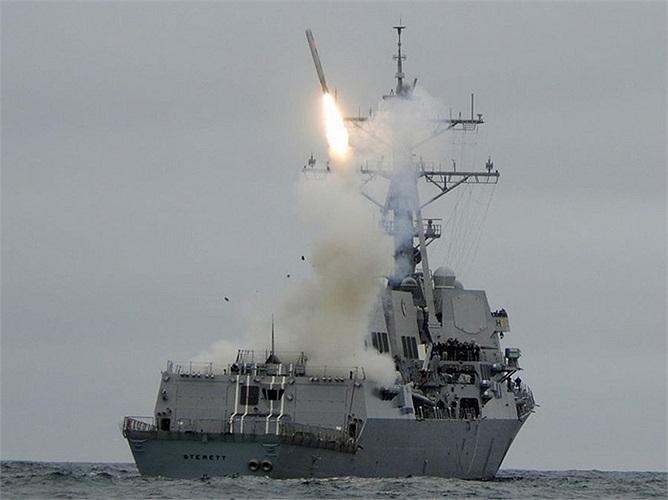 Việc dẫn đường bằng định vị vệ tinh cho phép Tomahawk có thể chọn 15 mục tiêu khác nhau kể từ khi khai hỏa