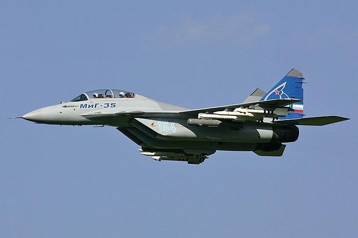 Mikoyan MiG-35, chiến cơ ra đời thay thế cho MiG-29 của quân đội Nga