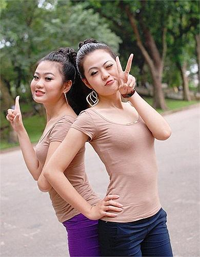 Năm vừa qua, bộ đôi này đã gây ấn tượng với khán giả truyền hình và giám khảo cuộc thi Hoa hậu các dân tộc Việt Nam.