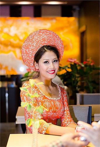Trong thời điểm này, Nguyễn Thị Loan cũng bất ngờ mập lên. Cô nói sẽ giảm cân trong thời gian tới.