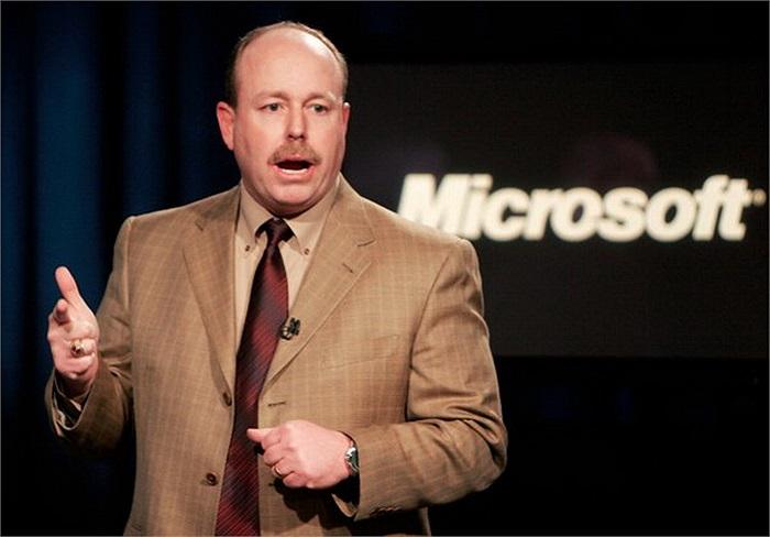 Kevin Turner: Người đứng đầu bộ phận bán hàng của Microsoft