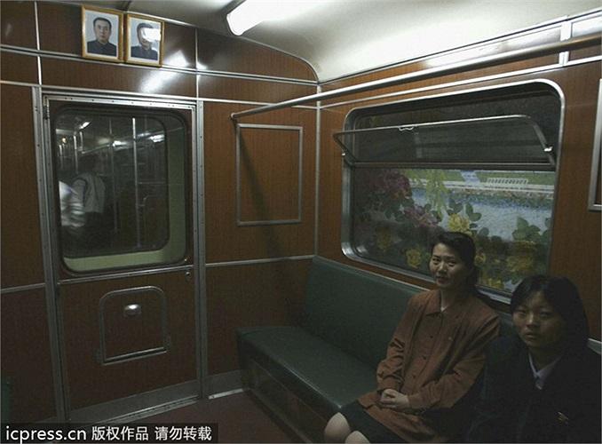 Tàu điện ngầm Bình Nhưỡng được bắt đầu xây dựng vào năm 1968 thời nhà lãnh đạo Kim Nhật Thành