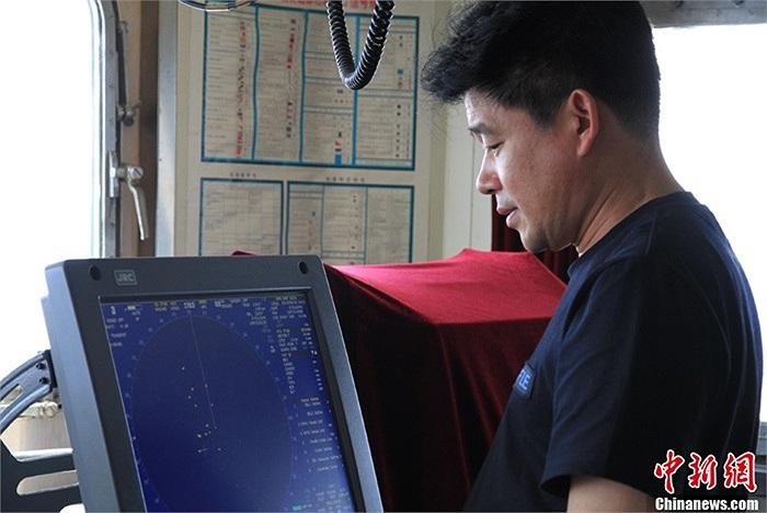 Thuyền trưởng tàu Ngư chính Trung Quốc 311