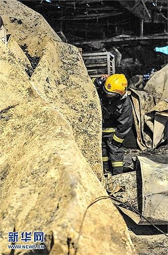 120 người thiệt mạng trong vụ cháy kinh hoàng tại nhà máy Bảo Nguyên ở thị trấn Mễ Sa Tử, thành phố Đức Huệ, tỉnh Cát Lâm – Trung Quốc