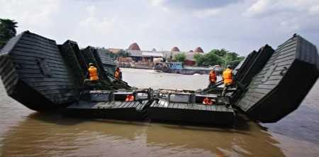 cứu nạn, tiểu đoàn vượt sông, tìm kiếm cứu nạn