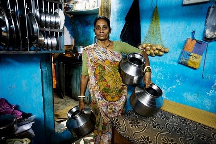 Thiếu nước ăn là vấn đề lớn ở làng ven biển Mumbai