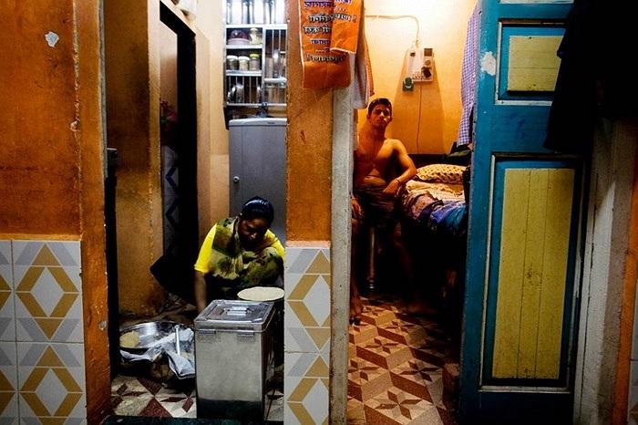 Bên trong một gia đình ngư dân khá giả ở làng ven biển Mumbai