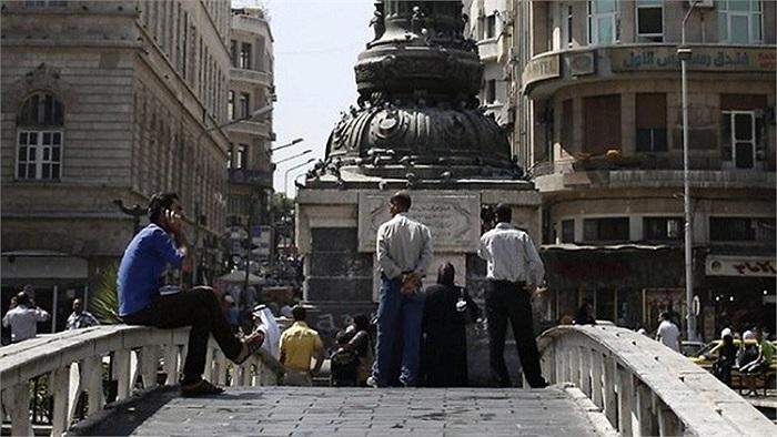 Đứng trước nguy cơ bị Mỹ tấn công, đường phố và người dân Syria vẫn tĩnh lặng như thường