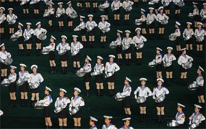 Đội nữ quân nhạc Triều Tiên