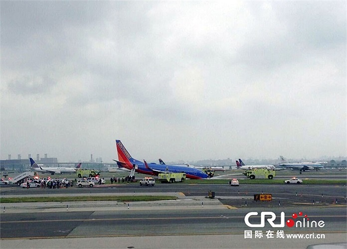 Tổng cộng có 150 người trên chuyến bay 345 của hãng Southwest cất cánh từ Nashville, bang Tennessee