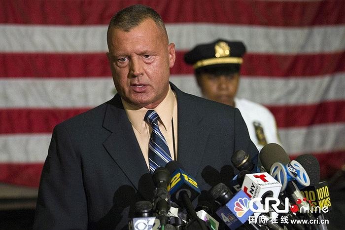 Ông Tom Bosco, giám đốc sân bay LaGuardia, cho hay càng mũi của máy bay đã bị gãy trong khi hạ cánh
