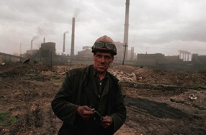 Một thợ mỏ Siberia