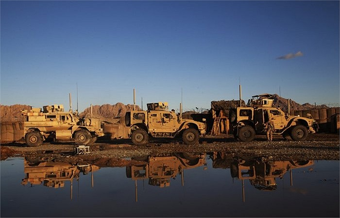 Xe bộ binh của quân đội Mỹ