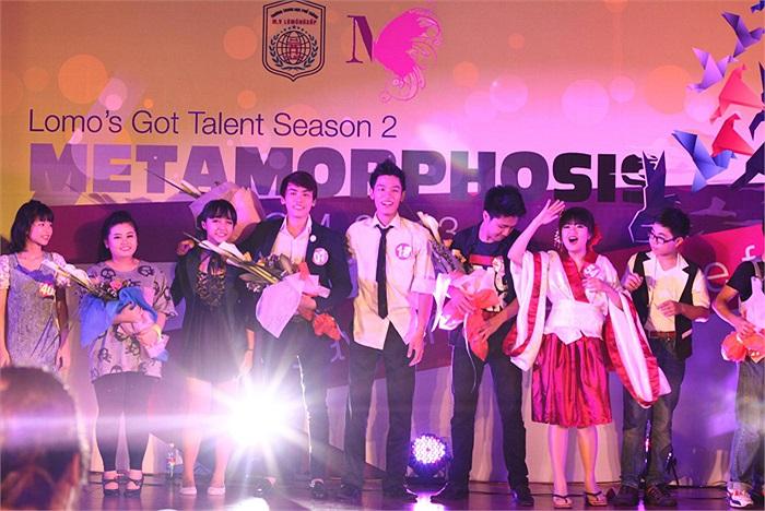 Những thí sinh tài năng nhất của THPT Lomonoxop
