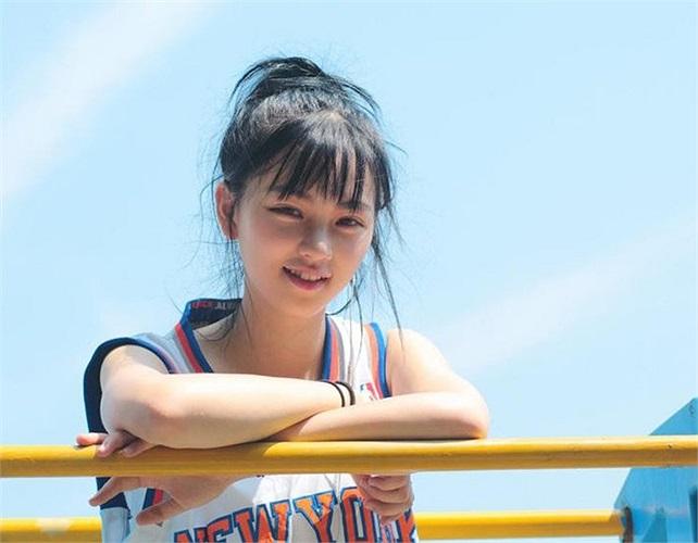 Nữ sinh viên đại học Vũ Hán Trung Quốc Hoàng Xán Xán