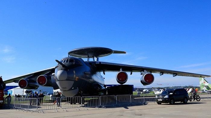 Máy bay vận tải A-50 của không quân Nga