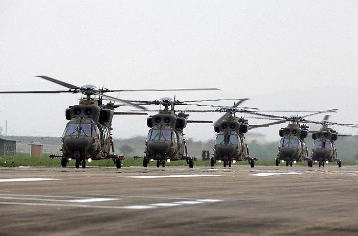 Các trực thăng KUH Surion của Không quân Hàn Quốc