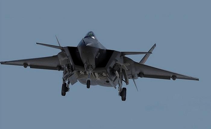 Hình ảnh thiết kế của J-31/ F-60 Shen Fei, máy bay chiến đấu tàng hình tương lai của Trung Quốc