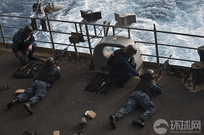 Triều Tiên coi chuyến thăm của siêu tàu sân bay USS Nimitz đến Hàn Quốc là một hành động khiêu khích quân sự nhằm vào Triều Tiên