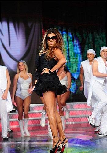 Florencia de la V – siêu mẫu, diễn viên chuyển giới Argentina