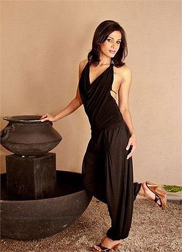 Chamila Asanka – Hoa hậu chuyển giới Sri Lanka