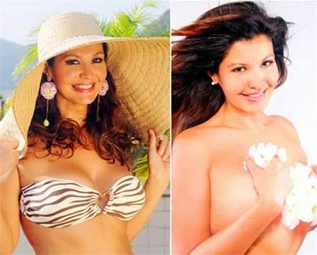 Roberta Close – siêu mẫu của tạp chí Playboy