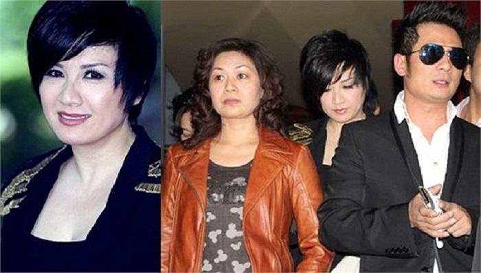 Năm 2011, Phương Trinh theo chồng về Việt Nam tổ chức cuộc họp mặt fan của nam ca sĩ.