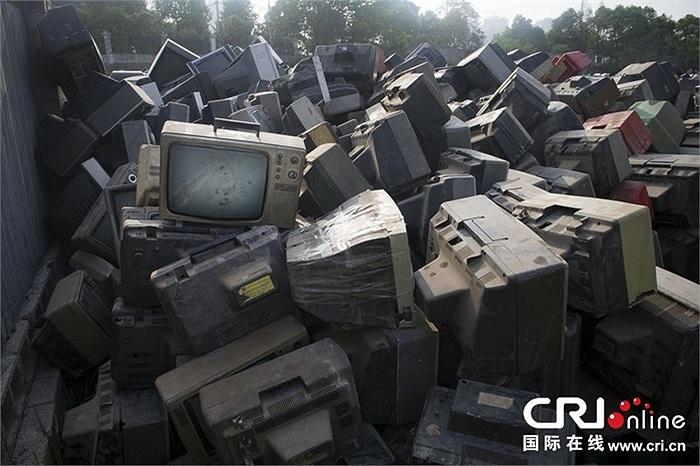 Chiến dịch thu gom tivi cũ ở Hồ Nam, Trung Quốc
