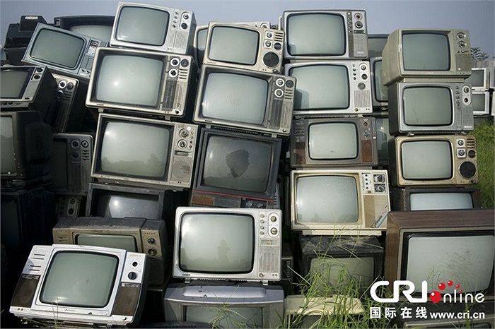 Những chiếc tivi cũ
