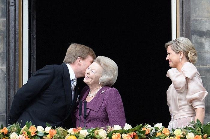 Gia đình hoàng gia Hà Lan