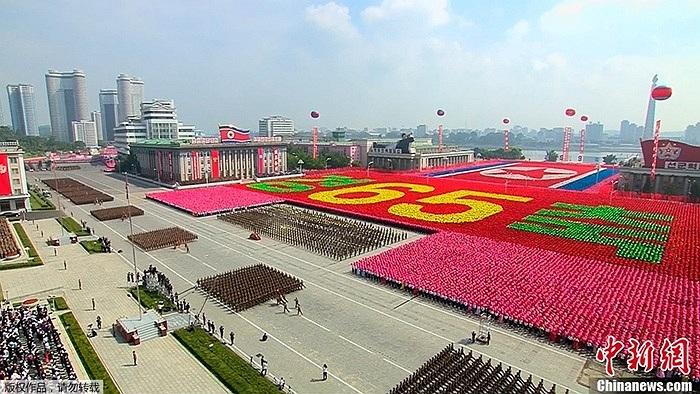 Triều Tiên chào mừng 65 năm ngày thành lập đất nước