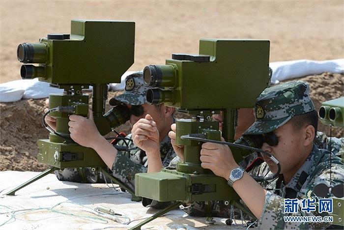 Bộ phận ngắm bắn của tên lửa chống tăng