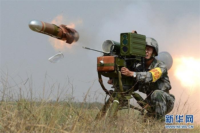 Tên lửa chống tăng Hồng Tiễn -8 của Trung Quốc