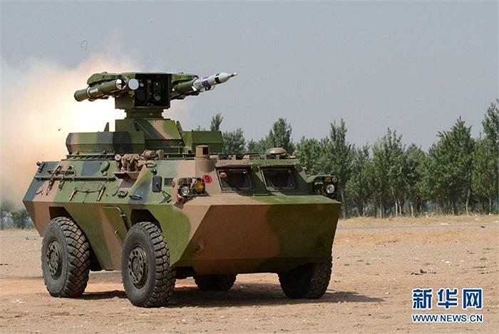 Tên lửa chống tăng hạng nặng của Trung Quốc