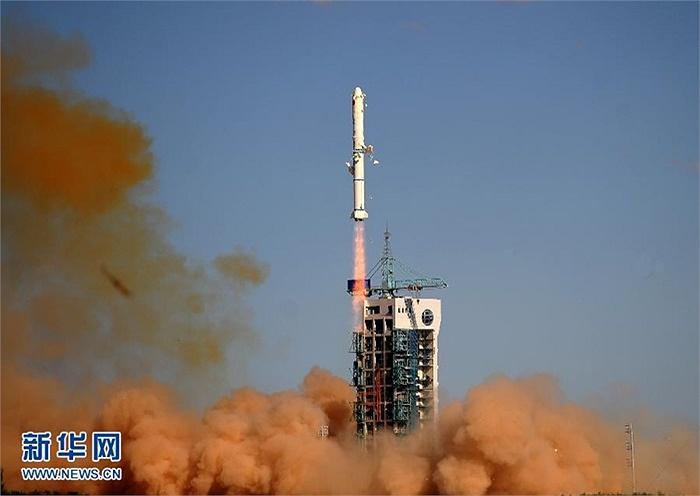 Trung Quốc vừa phóng thành công vệ tinh Thực Tiễn 11-05 bằng tên lửa đẩy Trường Chinh 2C