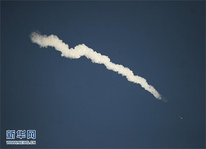 Trung Quốc phóng vệ tinh Thực Tiễn 11-05 bằng tên lửa đẩy Trường Chinh 2C