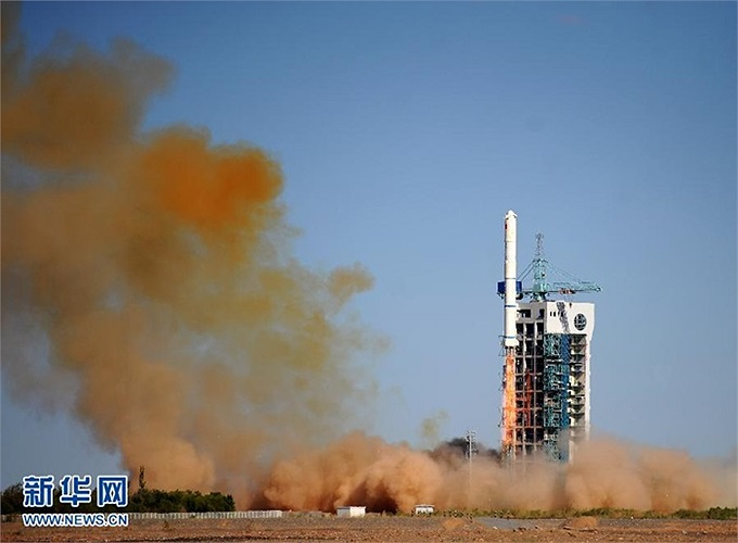 Đây là lần phóng thứ 178 của loại tên lửa đẩy Trường Chinh