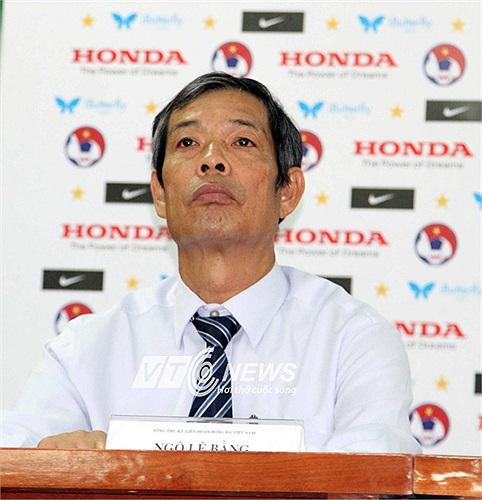 Ông Ngô Lê Bằng cho biết: 'Việc giao chỉ tiêu thành tích cụ thể là điều bình thường đối với thể thao đỉnh cao. Đã thi đấu thể thao thì áp lực là điều khó tránh khỏi'